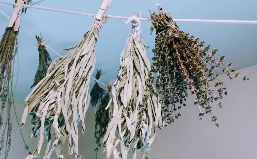The Herb Clothesline
